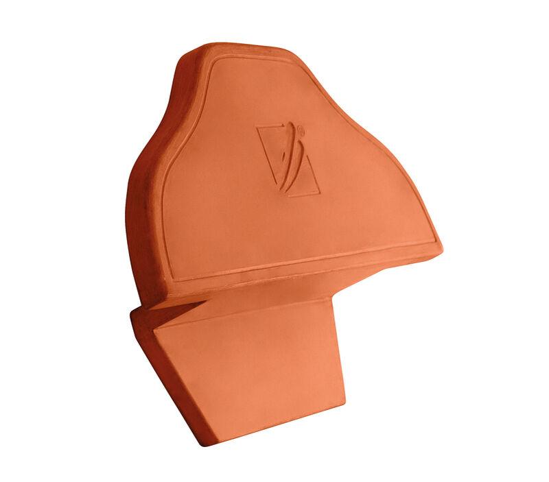 HÖN системна заглушка початкова і кінцева у форму конюшини керамічна PH