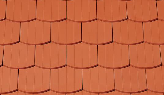 KERA-BIBER PROFIL Sächsische Biber 15,5x38x1,2 сегментна форма