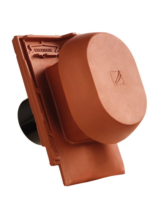 MZ3 NEU SIGNUM керамічний камін вентиляційний  DN 150/160 мм з адаптером