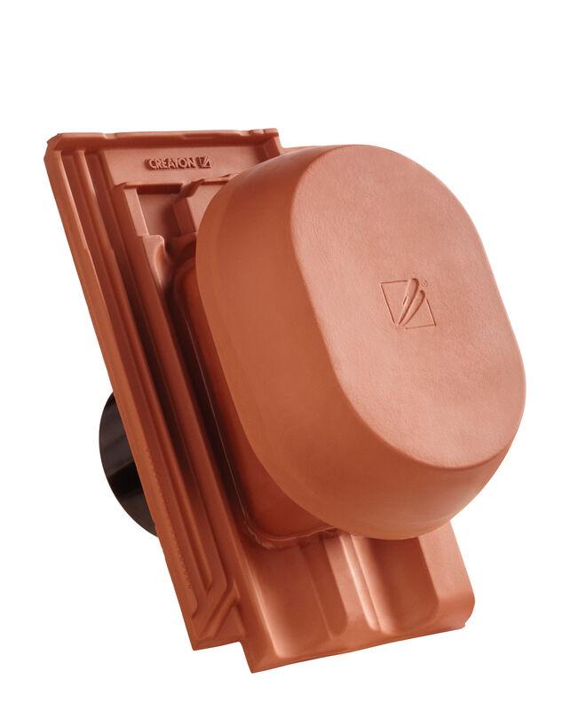 RAT HÖN SIGNUM керамічний камін вентиляційний DN 150/160 мм з адаптером