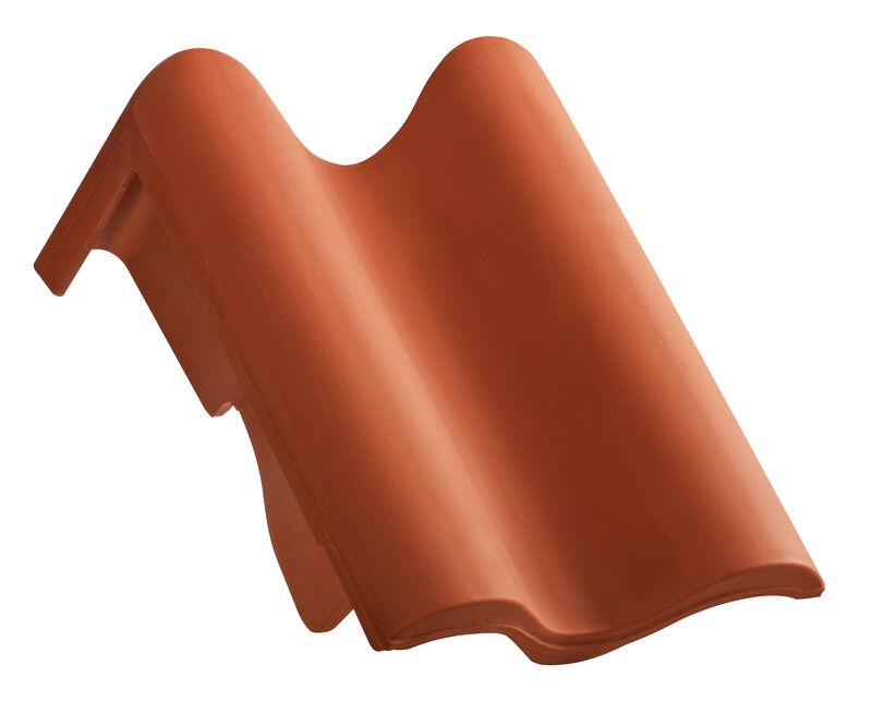 MEL черепиця для односхилого даху бічна ліва стандартні розміри