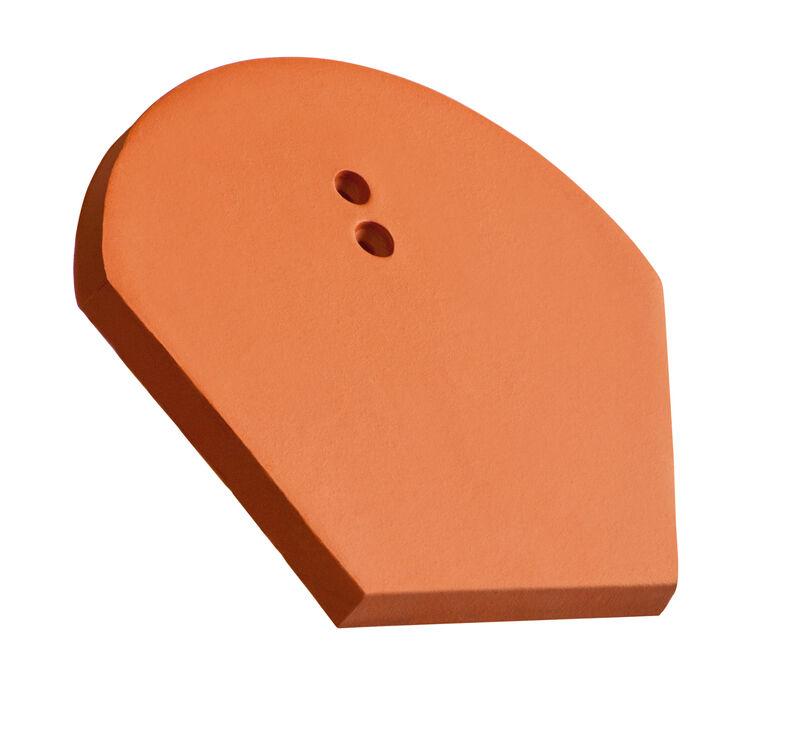 ROG заглушка гребеневої черепиці початкова та кінцева керамічна BZ