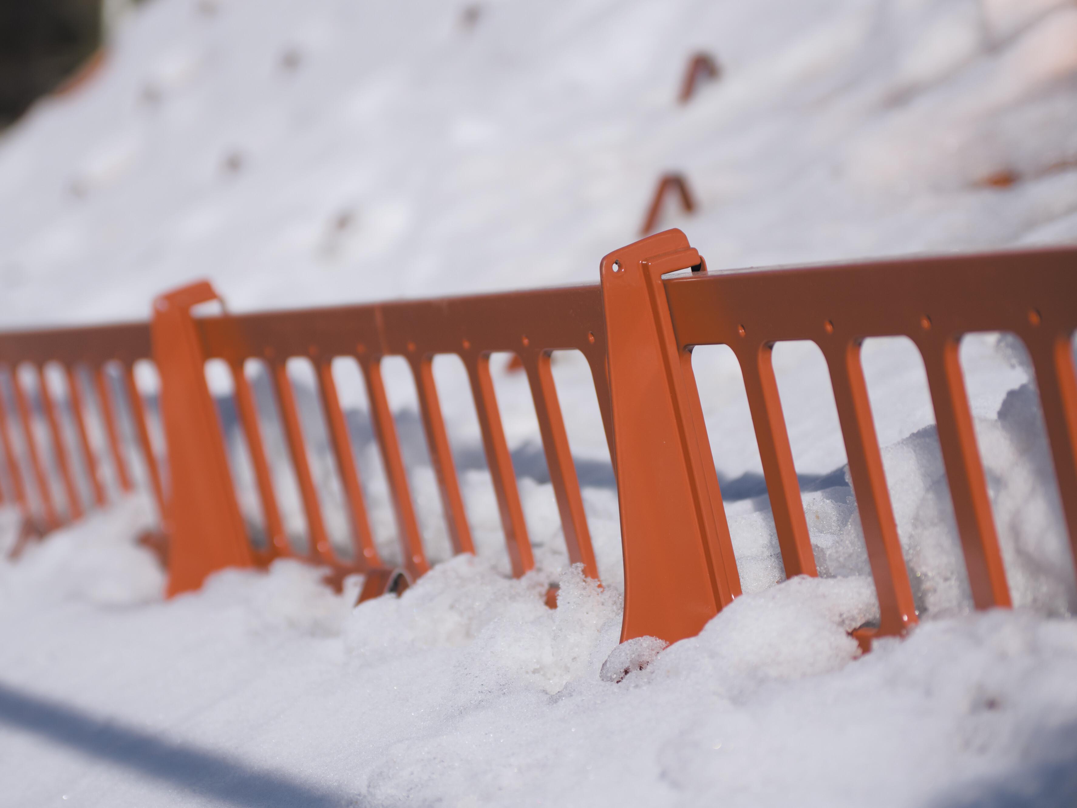 Ochrona przed śniegiem i lodem