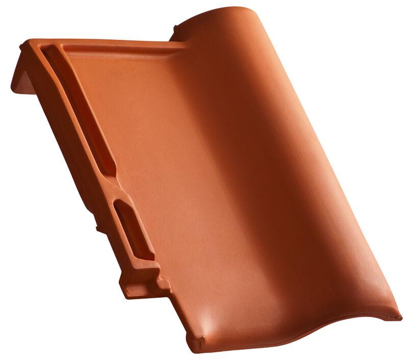 FUT черепиця для односхилого даху бічна права штампована