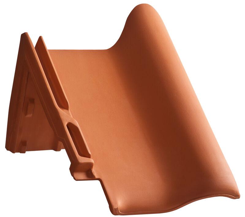 FUT черепиця для односхилого даху бічна права нестандартні розміри