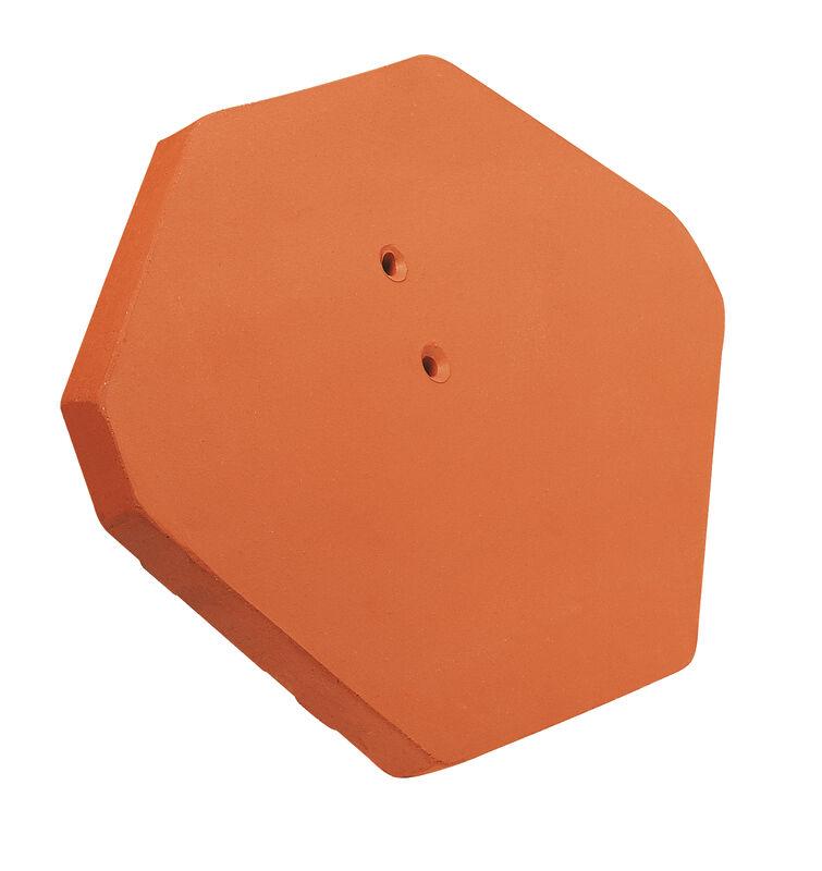 GOG заглушка гребеневої черепиці початкова та кінцева керамічна PD
