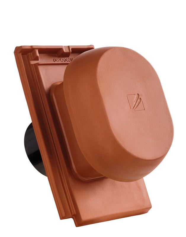 DOM SIGNUM керамічний камін вентиляційний DN 150/160 мм з адаптером