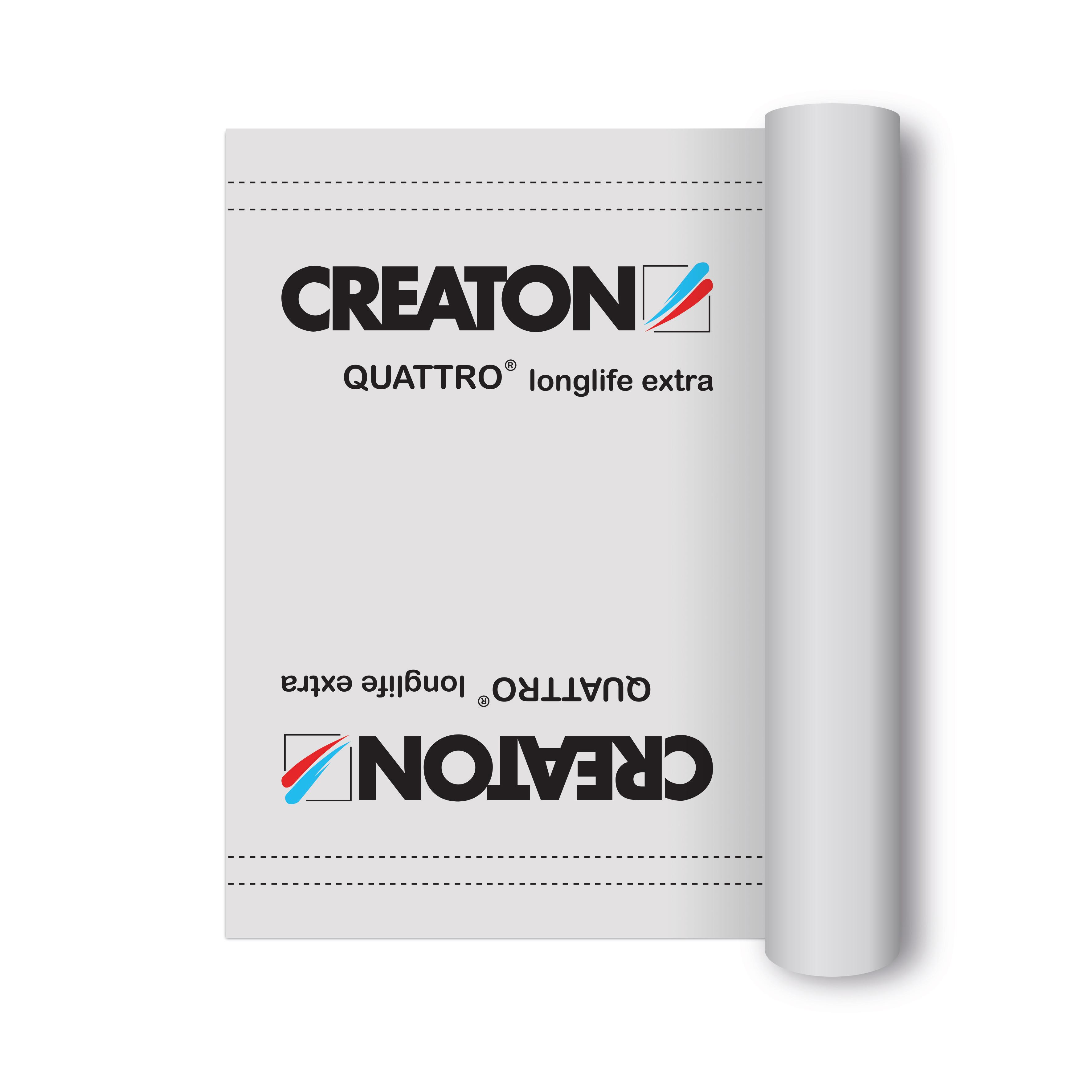 Покрівельна мембрана CREATON QUATTRO Longlife 360 Extra