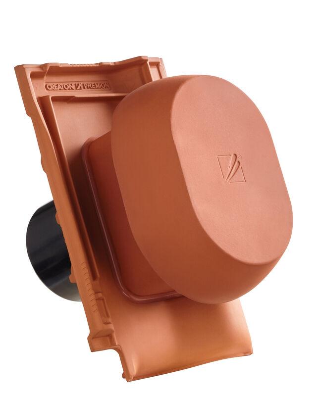 PRE SIGNUM керамічний камін вентиляційний DN 150/160 мм з адаптером