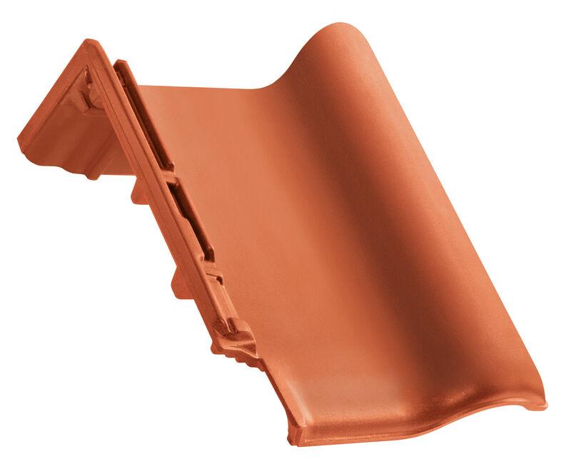 TIT черепиця для односхилого даху бічна права стандартні розміри