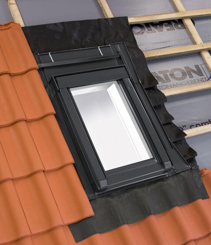 Люк на даху з теплоізоляцією 55 х 78 см