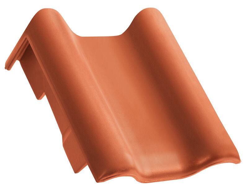 TIT черепиця для односхилого даху бічна ліва стандартні розміри
